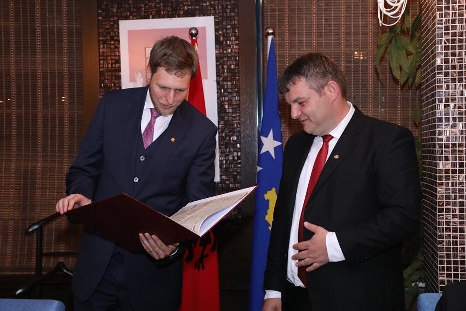 Leka ii au kosovo en 2019