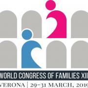 Logo du xiiieme congres des familles