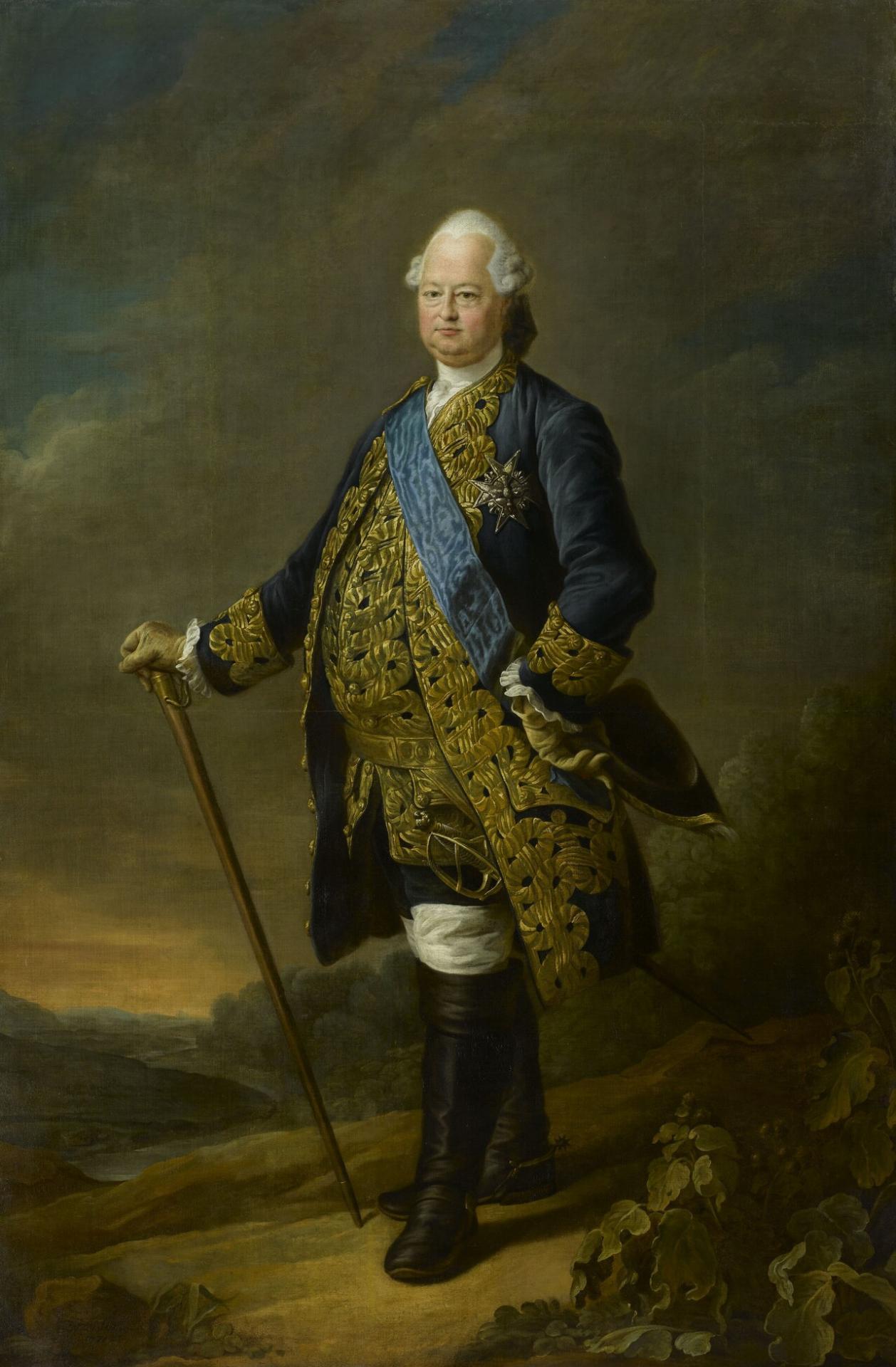 Louis de bourbon conde comte de clermont