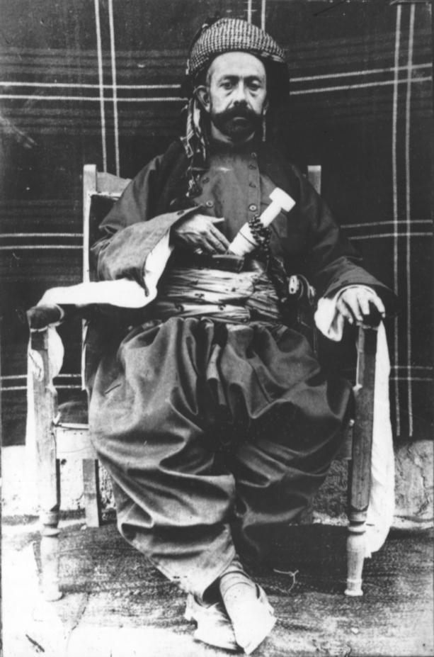 Mahmoud Barzanji, roi du Kurdistan