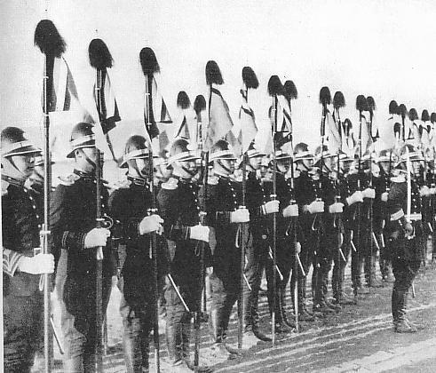La Garde impériale du Mandchoukou