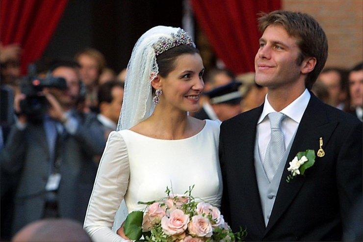 Mariage de clotilde coureau avec emmanuel philibert de savoie