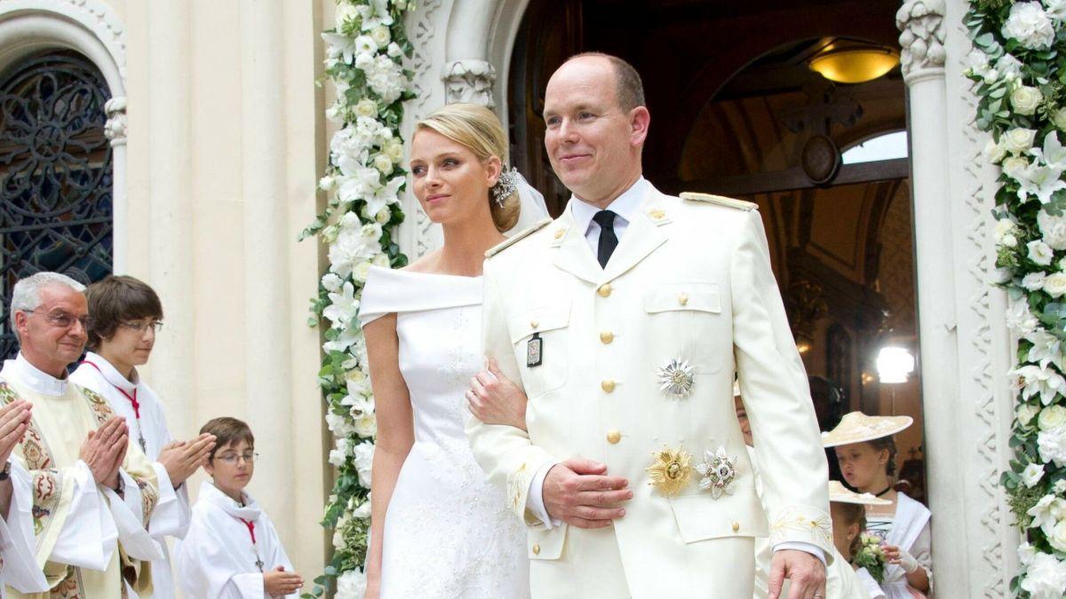 Mariage du prince Albert II et de Charlène de Monaco@ abaca