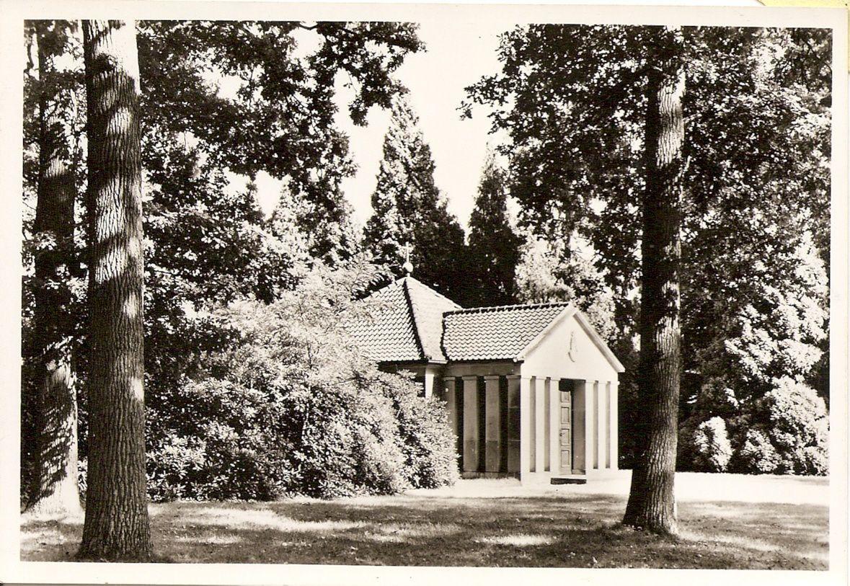 Mausolee de doorn