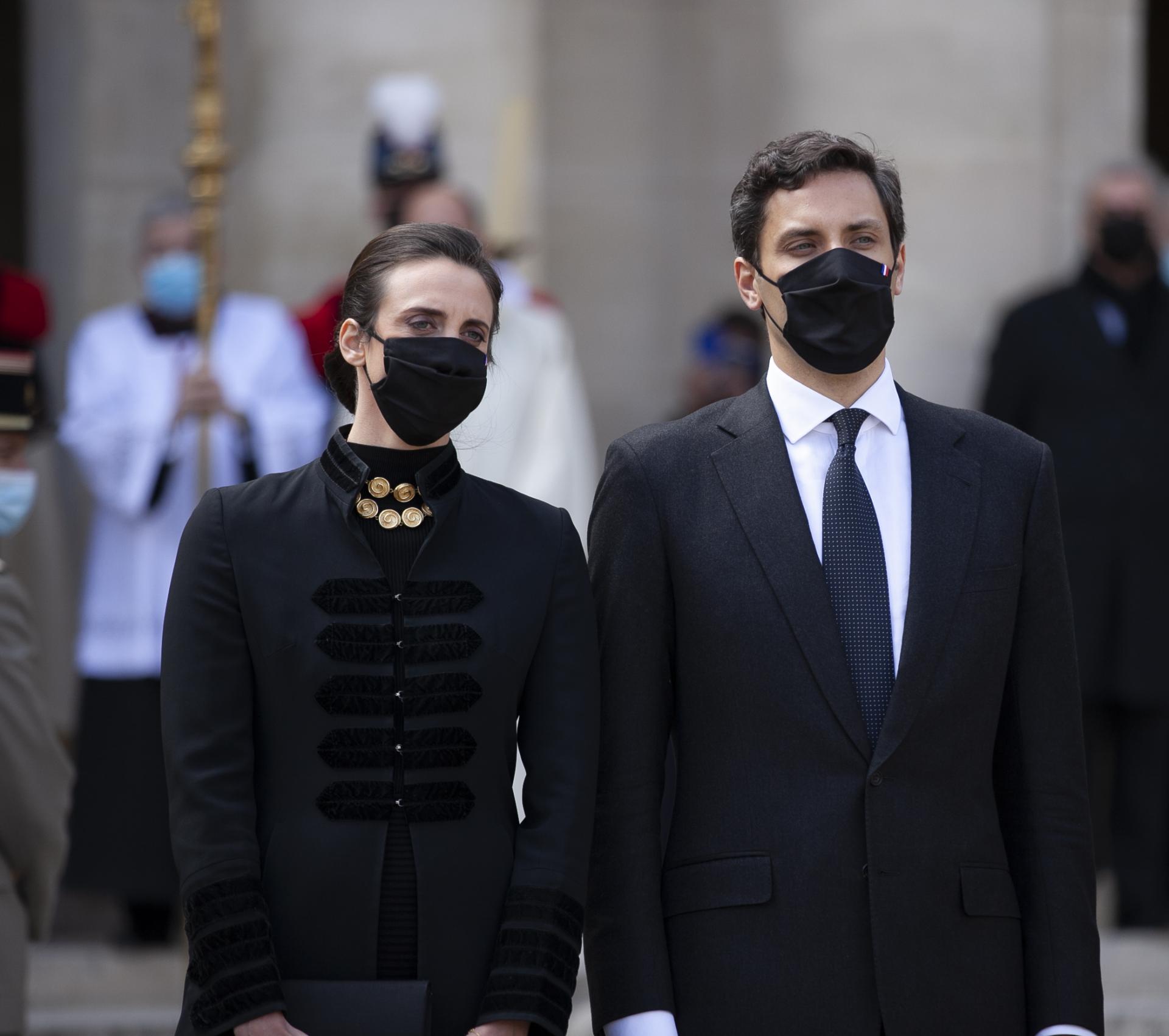 Princesse et prince Jean-Christophe Napoléon PhotoBarbaraViollet/FredericdeNatal