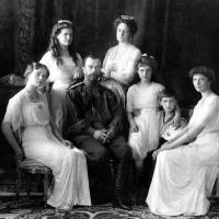 Nicolas ii et sa famille 2