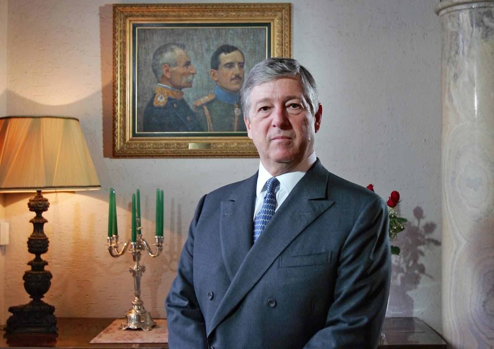 Prince Alexandre de Serbie