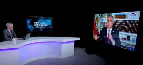 Reza Shah Pahlavi II interviewé sur Arab News