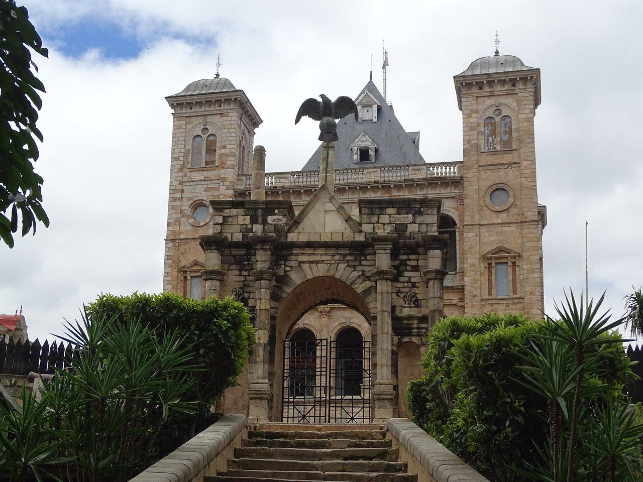 Palais du rova