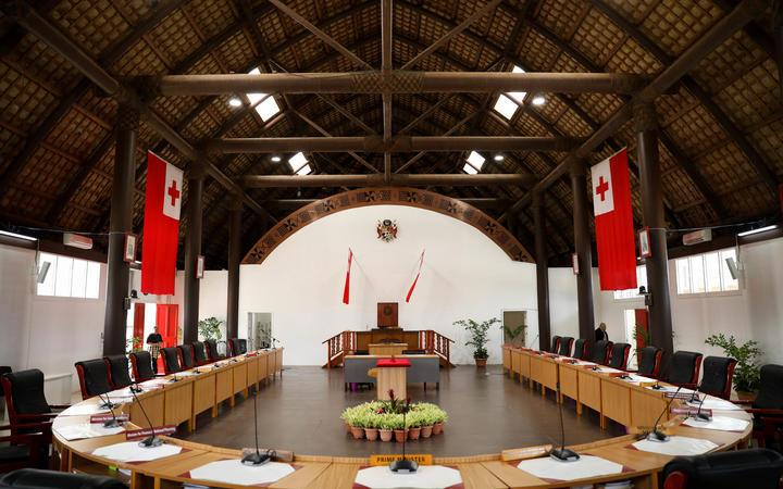 Parlement du tonga