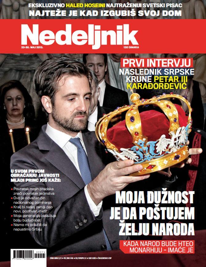 Le retour des rois en Serbie