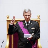 Philippe roi des belges