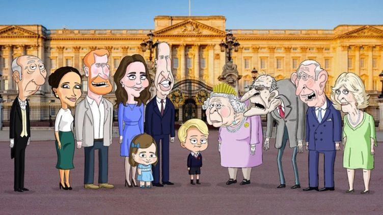 The Prince, la série animée qui agace les britanniques