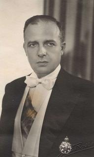 Prince Pedro Henrique d'orleans- Bragance