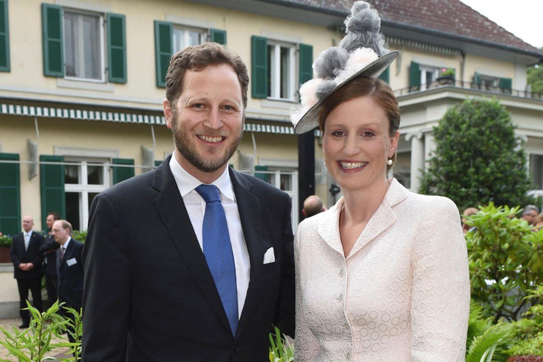 Prinz georg friedrich prinzessin sophie von Preussen @reuters