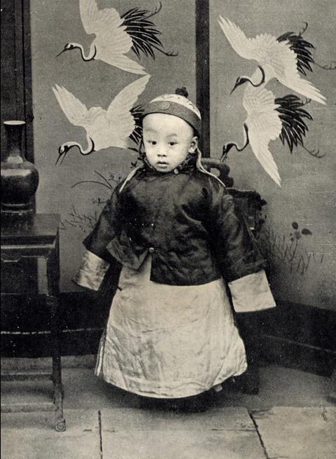 Pu Yi, le dernier empereur de Chine