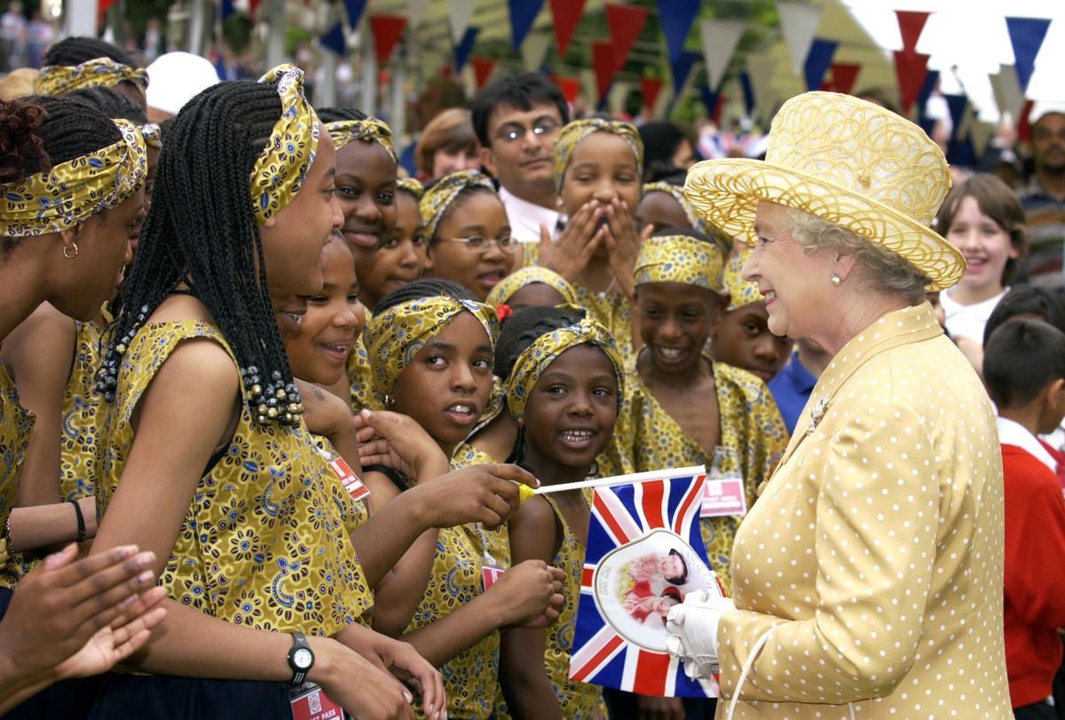 Elizabeth II Photo@Getty