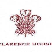 S960 clarence house logo