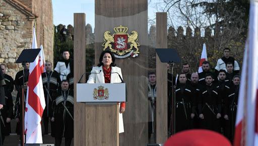 Salome zourabishvili