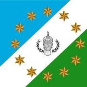 Drapeau de la République d'Oduduwa