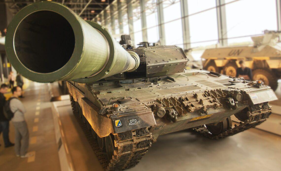 Tank à Jérusalem