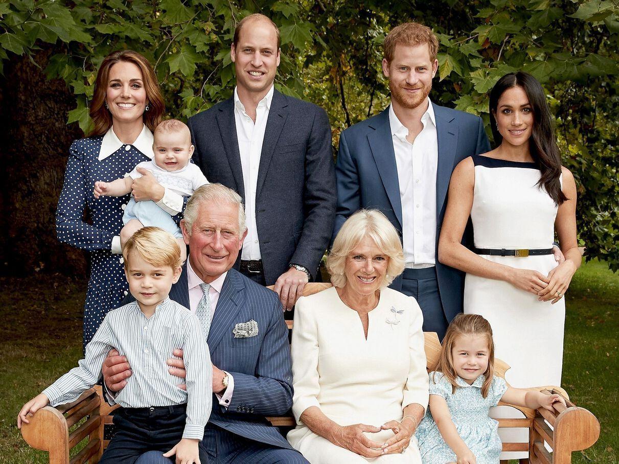 La famille royale britannique moquée dans une série satirique produite  par HBO
