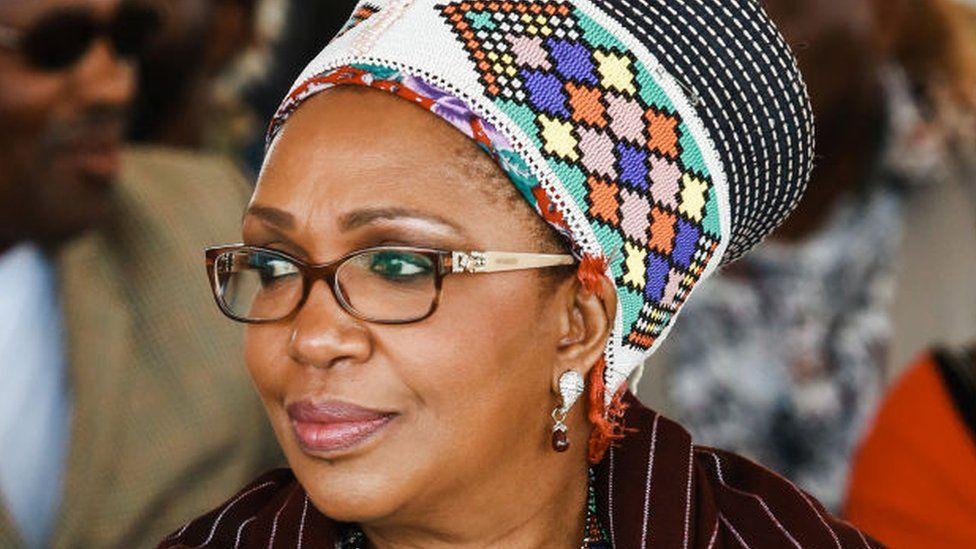 Thembi zulu Ndlovu  Photo@Getty