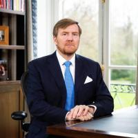 Le roi Willem Alexander