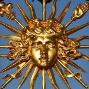 L'emblème de la monarchie sous Louis XIV