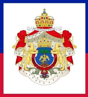 Blason du royaume d'Haïti