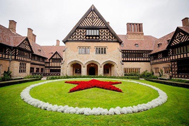 Le château de Cecielhof réclamé par le prince Hohenzollern