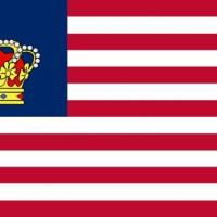 Drapeau des monarchistes américains