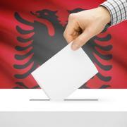 Vote en Albanie