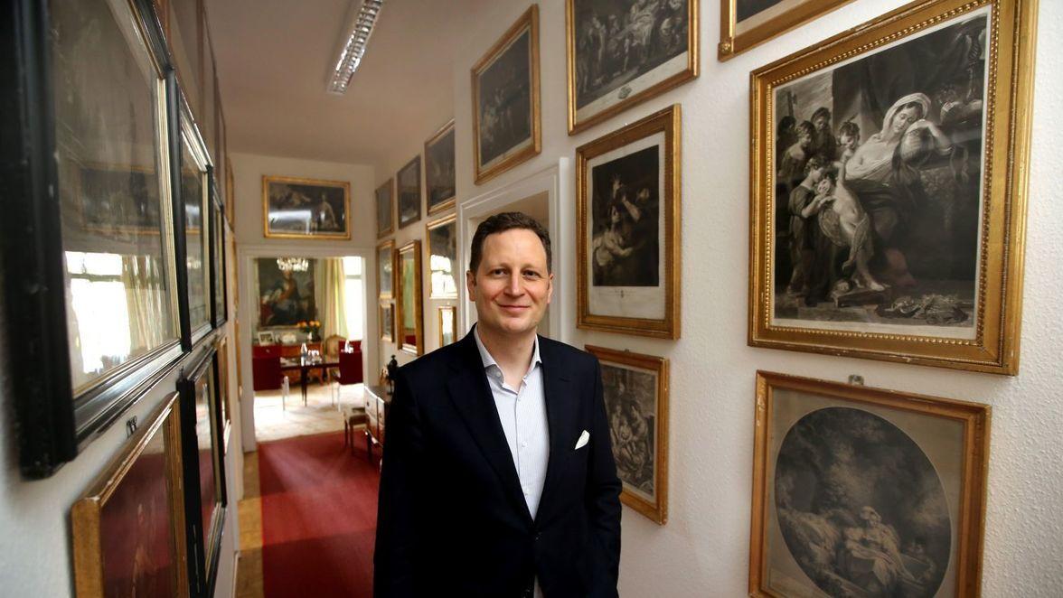 Georg Friedrich de Prusse Photo@Nachrichten/brandenburg/schweinepest