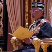 Yang di pertuan agong xvi roi al sultan abdallah