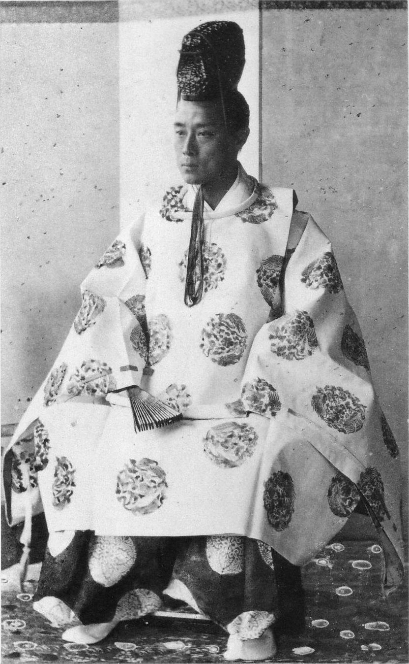 Yoshinobu tokugawa
