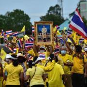Ultra-royalistes thaïlandais